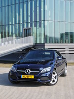 Wallpaper Mercedes-Benz C-Klasse Sportcoupe