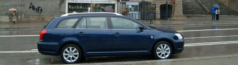ToyotaAvensis Wagon (2003 - 2008)