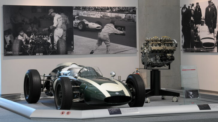 Cooper T53 Climax