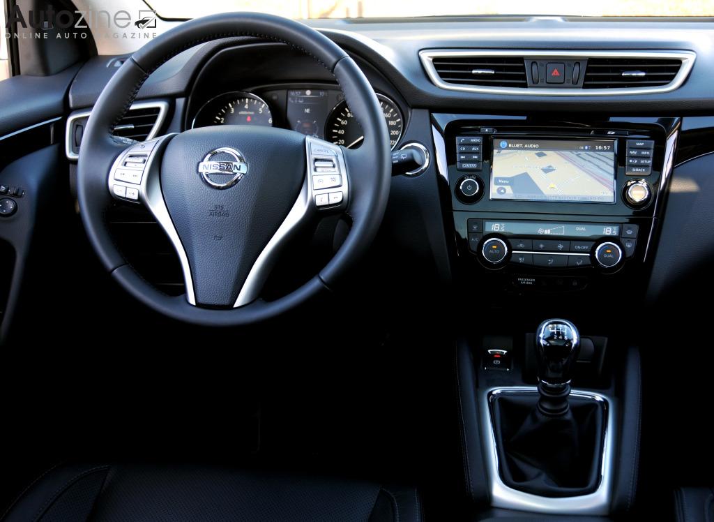 Autozine Foto S Nissan Qashqai 11 12
