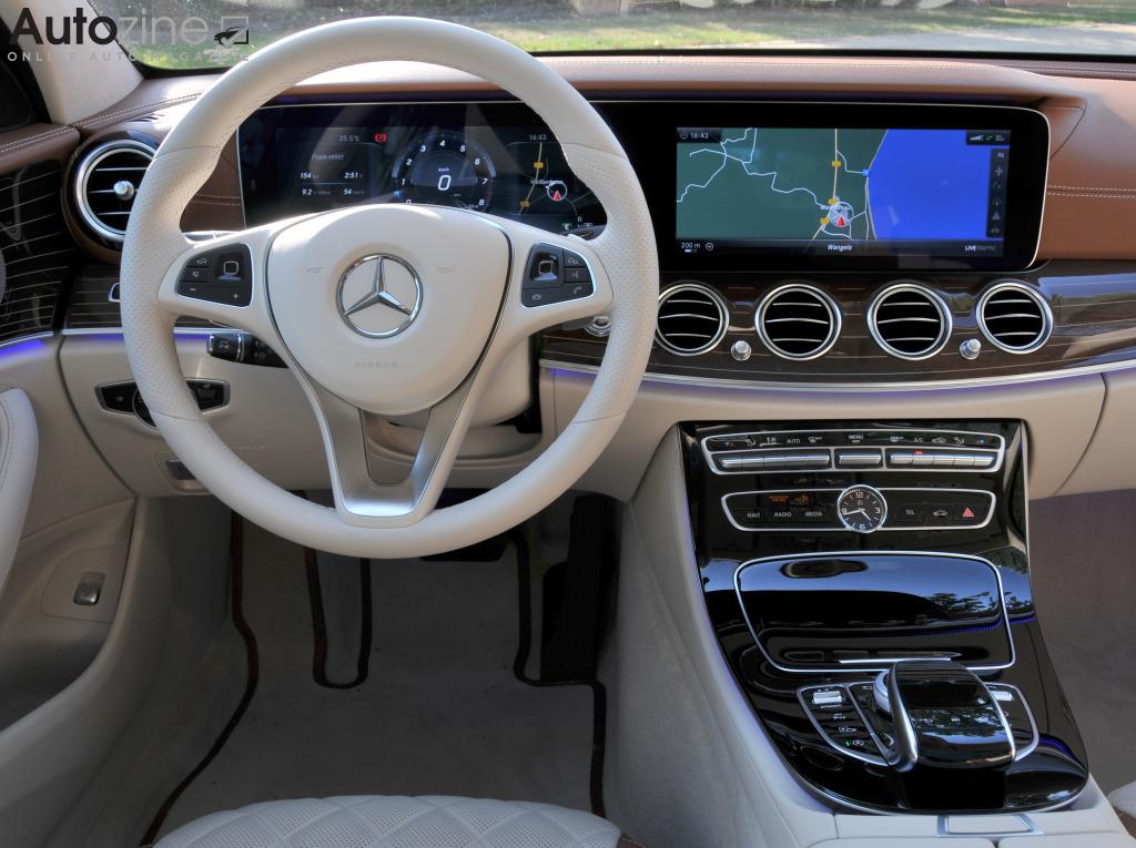 Autozine Foto S Mercedes Benz E Klasse Break 10 11